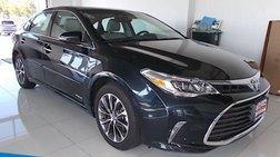 2016 Toyota Avalon Hybrid XLE Premium