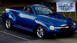 2006 Chevrolet SSR Base