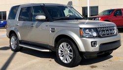 2015 Land Rover LR4 HSE LUX