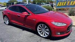 2013 Tesla Model S Performance