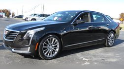 2016 Cadillac CT6 2.0T Luxury