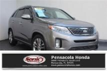 2014 Kia Sorento SX Limited   22,824 Mi. Pensacola ...