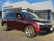 2016 Acura MDX 3.5 AcuraWatch Plus