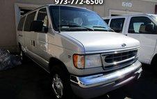 2000 Ford E-350 E-350 XL Super Duty