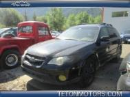 2009 Subaru Outback R Limited