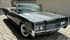 1967 Lincoln Continental 1967 LINCOLN CONTINENTAL CONVERTIBLE