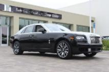 2019 Rolls-Royce Ghost Base