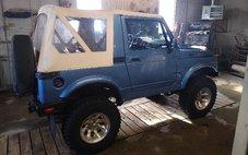 1987 Suzuki Samurai Convertible JL