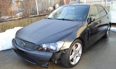 2001 Lexus IS 300 Base