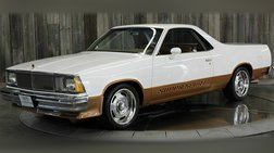 1980 Chevrolet El Camino Frame Off Restored Crate 350 AC Auto Loaded.