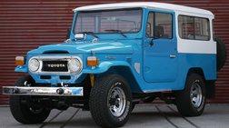 1977 Toyota Land Cruiser FJ43