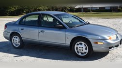 2002 Saturn S-Series SL2