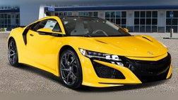 2020 Acura NSX SH-AWD Sport Hybrid