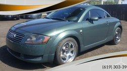 2001 Audi TT 180hp