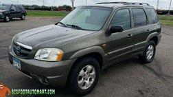 2002 Mazda Tribute 3.0L Auto ES 4WD