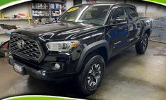 2020 Toyota Tacoma TRD Off Road Double Cab 5' Bed V6 MT (Natl)