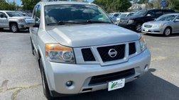 2011 Nissan Armada SV