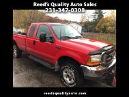 1999 Ford F-250 Lariat SuperCab Long Bed 4WD