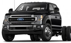 2020 Ford Super Duty F-550 XL