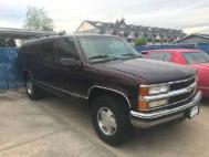 1996 Chevrolet Suburban K1500