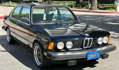 1980 BMW 3 Series 1980 BMW 320I SUNROOF COUPE/ AC/ORIGINAL PAINT AND INTERIOR