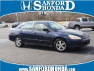 2006 Honda Accord Value Package