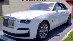 2021 Rolls-Royce Ghost Base