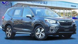2021 Subaru Forester Touring