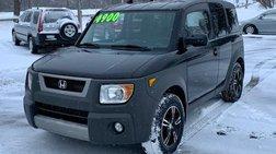 2003 Honda Element DX