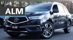2017 Acura MDX SH-AWD w/Advance