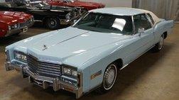 1978 Cadillac Eldorado - GREAT CRUISER - SUPER CLEAN -