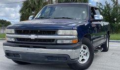 2001 Chevrolet Silverado 1500 Long Bed