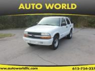 2005 Chevrolet Blazer LS Fleet