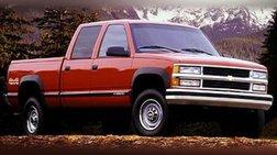 2000 Chevrolet C/K 2500 K2500 LS