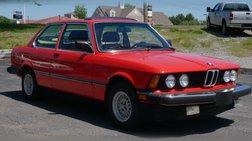 1983 BMW 3 Series 320i