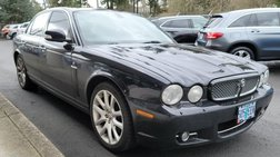 2008 Jaguar XJ-Series XJ8