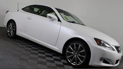 2015 Lexus IS 350C Base