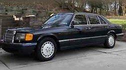 1990 Mercedes-Benz 420-Class 420 SEL