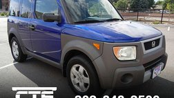 2004 Honda Element EX
