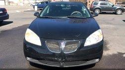 2007 Pontiac G6 Value Leader