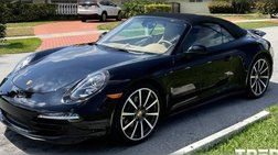 2014 Porsche 911 Carrera 4
