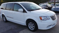 2012 Chrysler Town and Country Touring