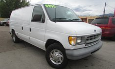 2002 Ford E-Series Van E-150