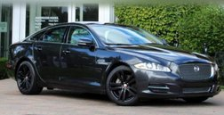 2015 Jaguar XJ Base