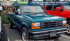 1992 Ford Ranger STX