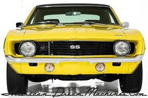 1969 Chevrolet Camaro 396 4-Speed, PS PDB, Tilt