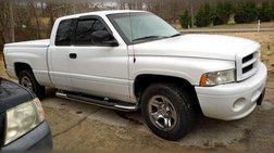 2001 Dodge Ram 1500 Quad Cab Short Bed 2WD