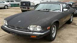 1986 Jaguar XJ-Series XJS