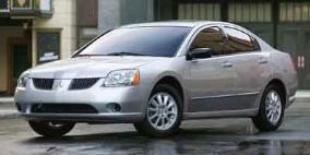 2004 Mitsubishi Galant LS V6
