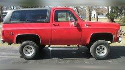 1977 Chevrolet Blazer custom